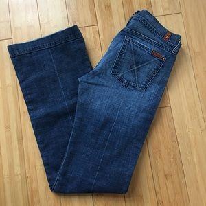 🙊7 For All Mankind Dojo Jeans
